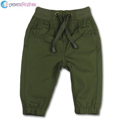 Baby Jogger Pant - Olive