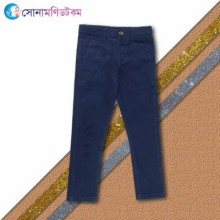 Baby Full Pant - Navy Blue