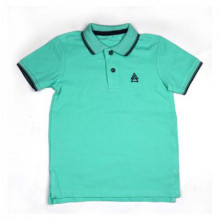 Baby Polo T-Shirt - Turquoise