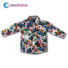 Baby Full Sleeve T-Shirt - Multicolor