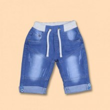 Baby Jeans Three Quarter Pant