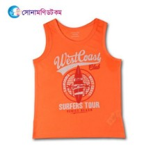 Baby Maggi Sleeve T-Shirt - Orange