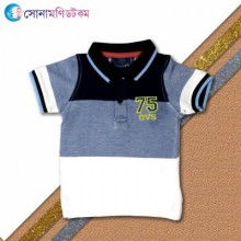 Baby Polo T-Shirt-Multicolor