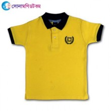 Baby Polo T-Shirt - Yellow