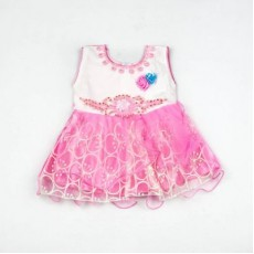Baby Frock - Pink
