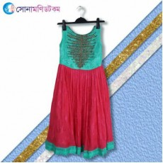 Girls Gown - Pink