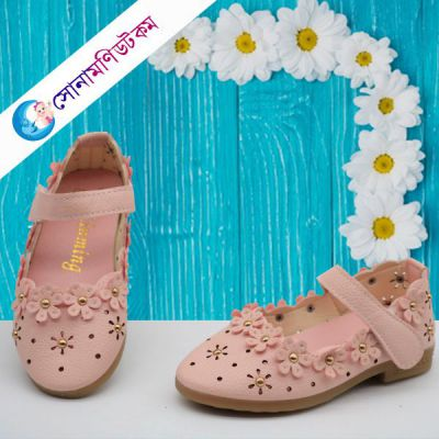 Baby Belly Shoes–Light Pink