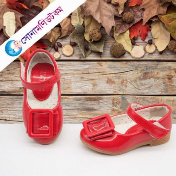 Baby Belly Shoes – Red   Party Shoes   FOOTWEAR at Sonamoni.com