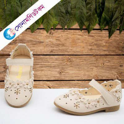Baby Belly Shoes – White