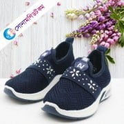 Baby Sneakers – Navy Blue