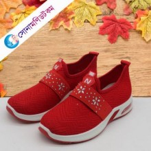 Baby Sneakers – Red