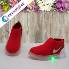 Baby Boots - Red