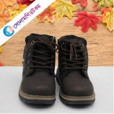 Baby Boots - Brown