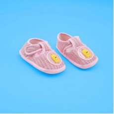 Baby Booties Shoes - Pink