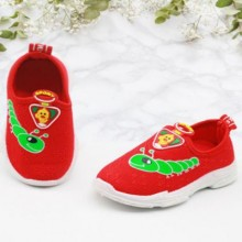 Baby Sports Shoes - Red
