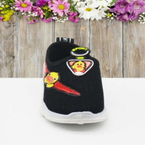 Baby Sports Shoes - Black