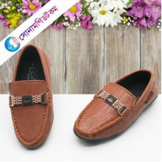 Baby Loafer Shoes - Brown