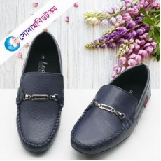 Loafer Shoes - Gray