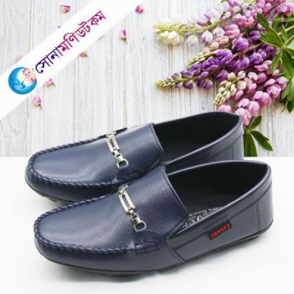 Loafer Shoes - Gray | Loafers | FOOTWEAR at Sonamoni.com
