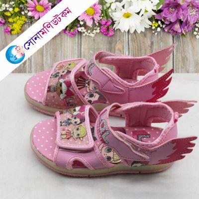 Girls Sandal Light Pink
