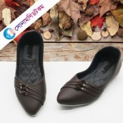 Girls Shoes - Chocolate