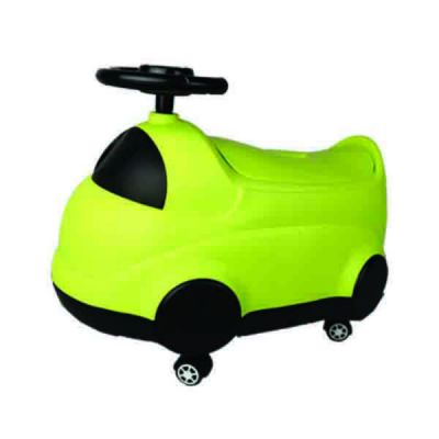 Potty Chair Ride On Style - Green