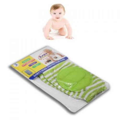Baby Knee Protection Pad - Green