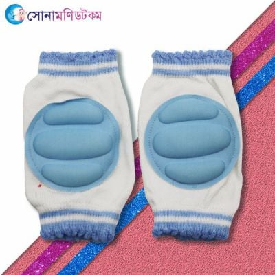 Baby Knee Protection Pad - Blue
