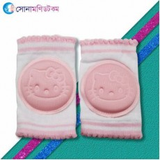 Baby Knee Protection Pad-Pink Color