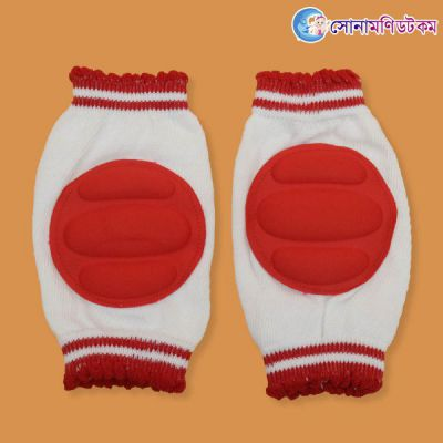 Baby Knee Protection Pad-Red