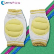 Baby Knee Protection Pad - Yellow