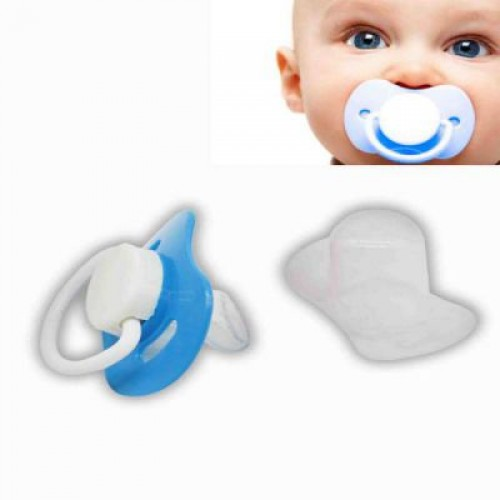 Silicone Pacifier - Blue