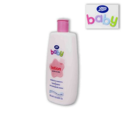 Boots Baby Lotion (UK) – 500 ml