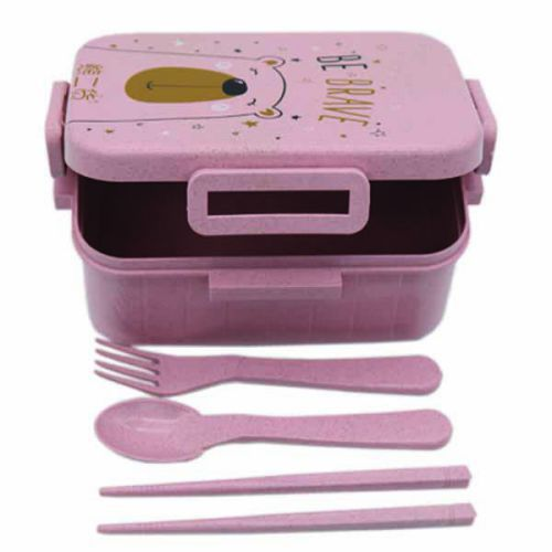 Lunch Box - Pink