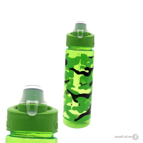 Baby Drinking Water Bottle-Green Color