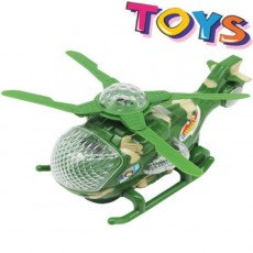 Electric Flash Helicopter