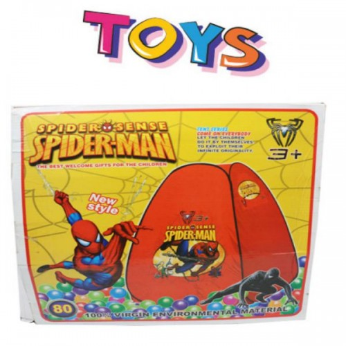 Spiderman Play House - Red