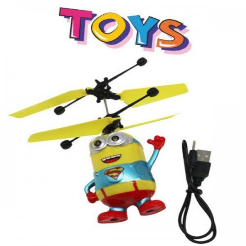 Sensor Helicopter Minions
