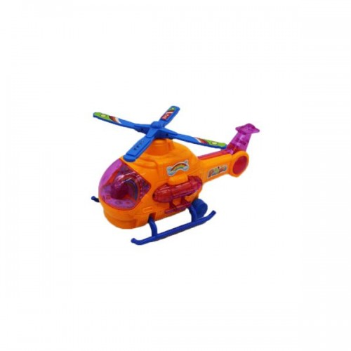 Musical Helicopter - Yellow