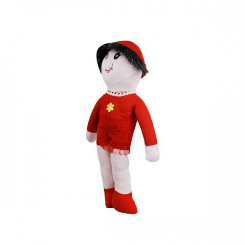 Soft Doll - Red