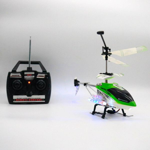 Back Fire KZ-999  Remote Control Helicopter