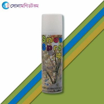 Sweet- Scented Party Snow Spray