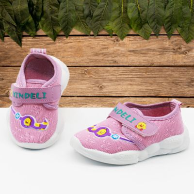 Baby Sports Shoe – Pink