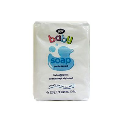 Boots Baby Soap (UK) - 100 g