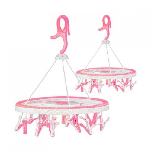 Baby Clothes Hanger - Pink