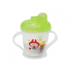 Feeding Cup-Green Color