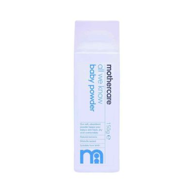 Mothercare All We Know Baby Powder (UK) – 150 g