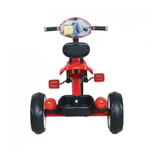 Tricycle - Red