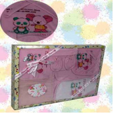 Baby Clothes Gift Set - Pink