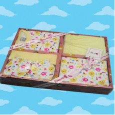 Baby Clothes Gift Set - Yellow